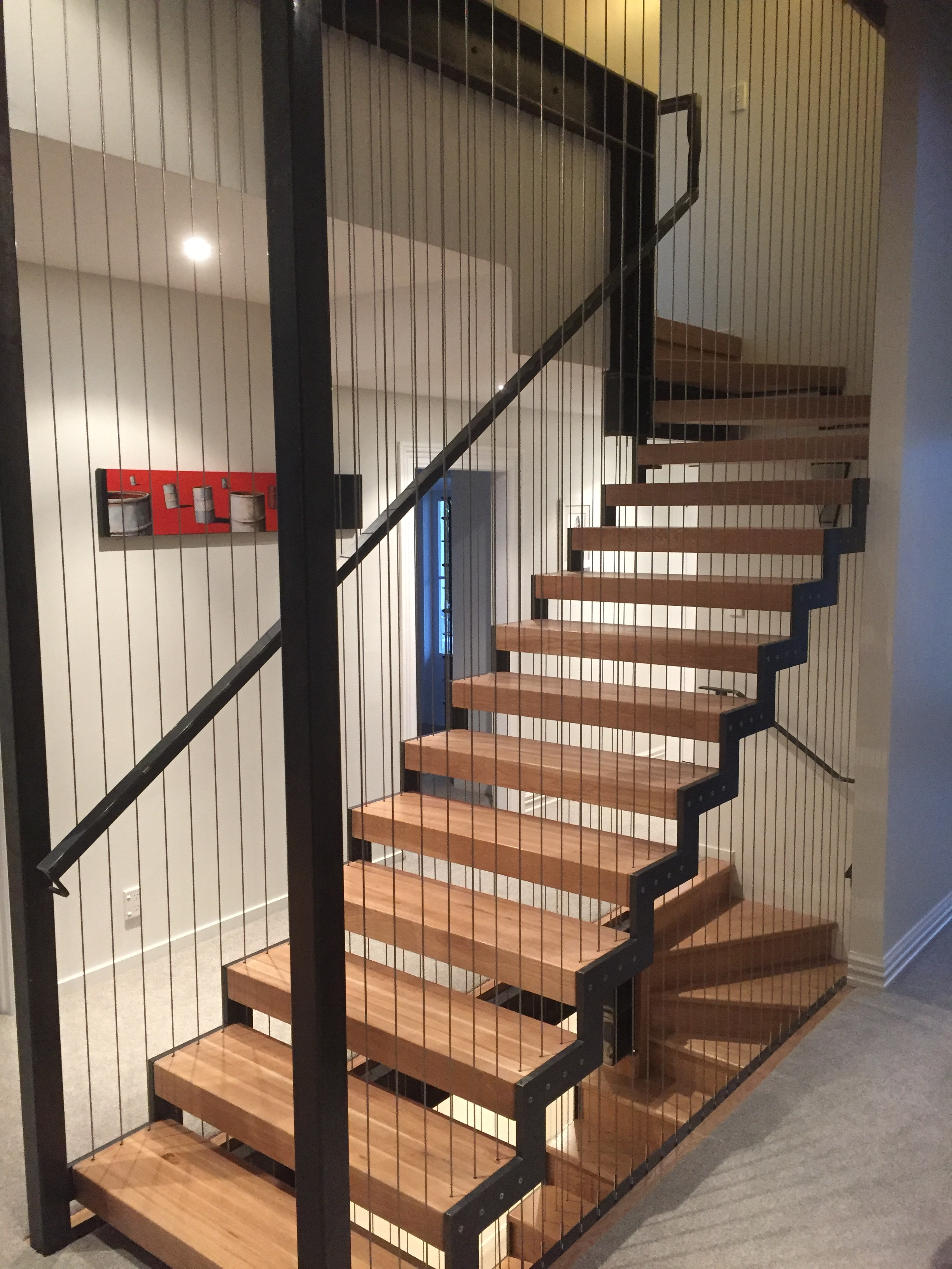 Balustrades Staircase Design And Handrails In Nz Srs Group