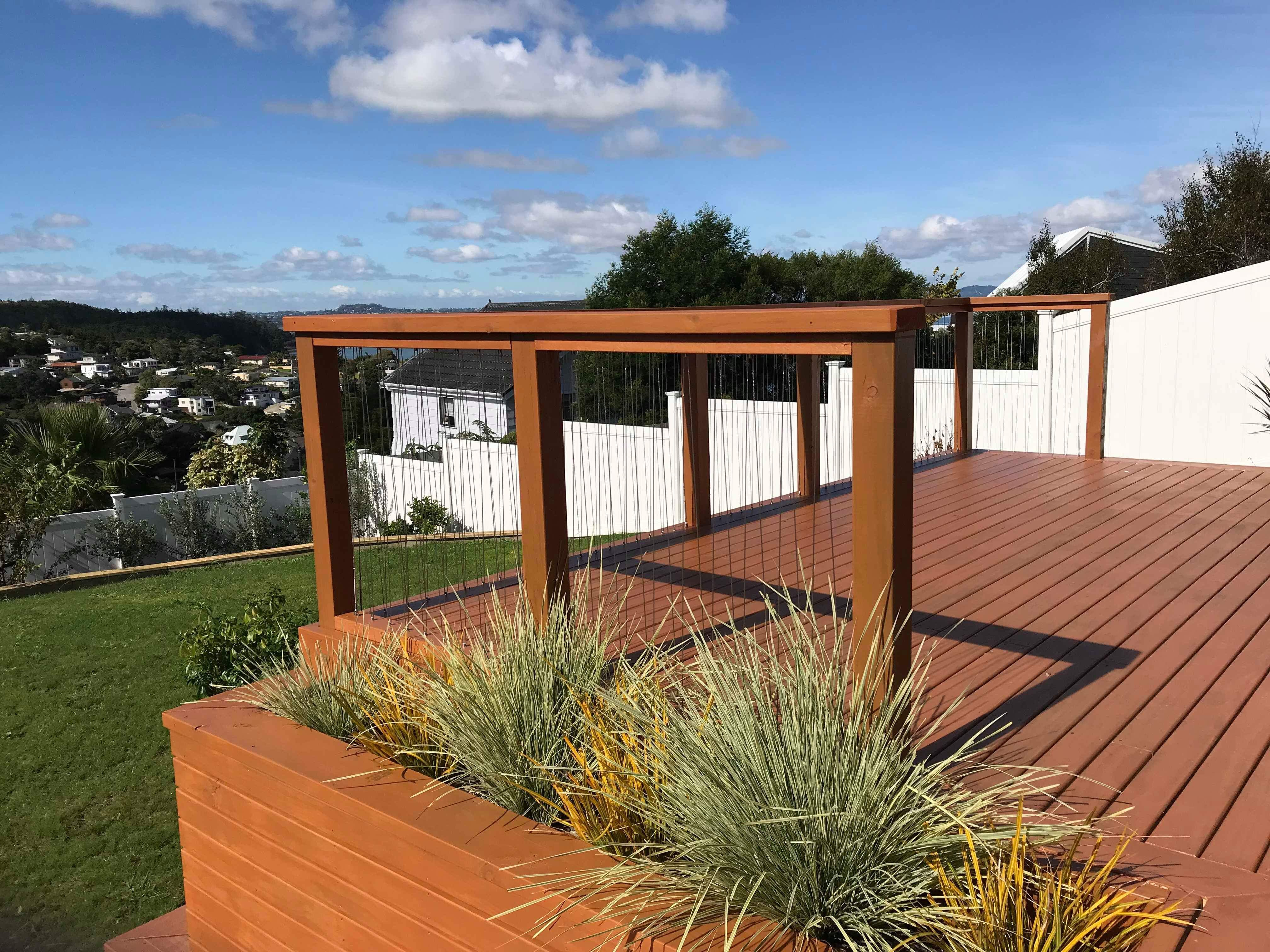 Decking Balustrades – 3 tips to get you started!